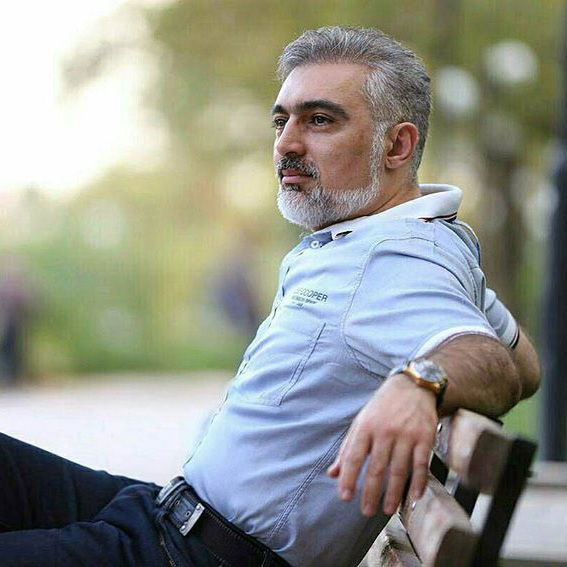 تصویر مسعود صابری