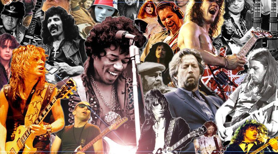 ۱۰ گیتاریست برتر تاریخ به انتخاب رولینگ استون