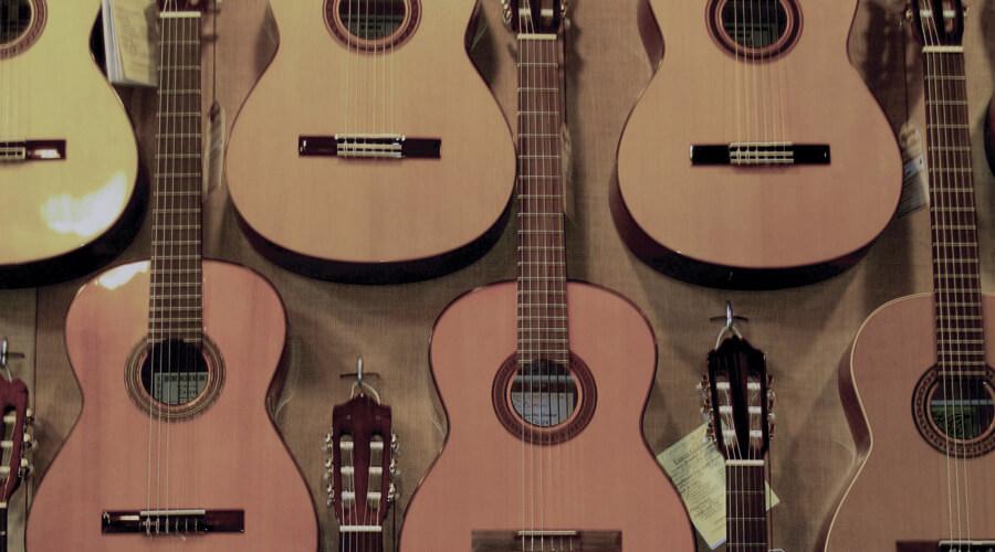 راهنمای خرید گیتار دست دوم