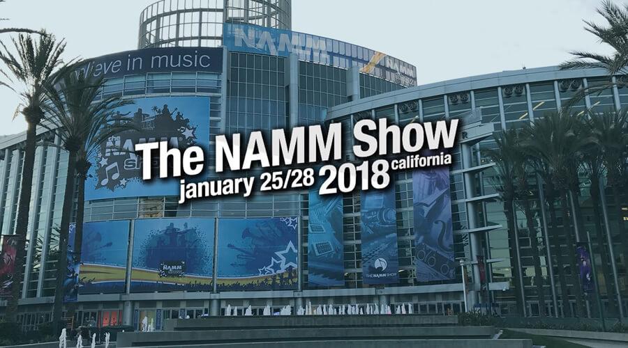 ۷ محصول مهم معرفی شده در نمایشگاه گیتار NAMM 2018