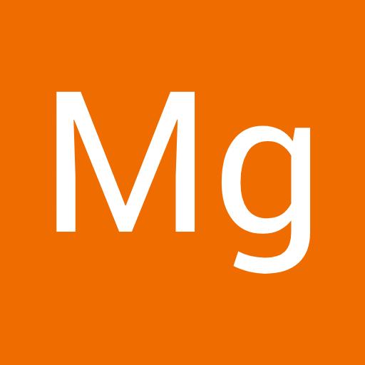 تصویر mg Gg